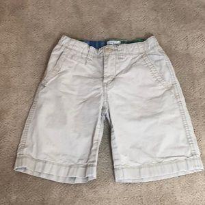 EUG Boys Size 6 Khaki Shorts